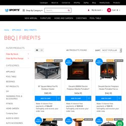 Fire pits Online