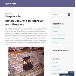 fireplace ie