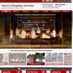 Stan's Fireplace & Home Improvement Services (Original Design)