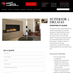 California Mantel and Fireplaces