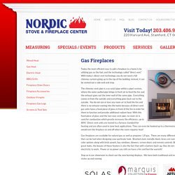 Nordic Stove & Fireplace