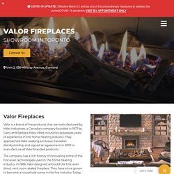 Toronto's Fireplace Store