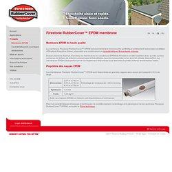 Firestone RubberCover™ EPDM - Membrane EPDM