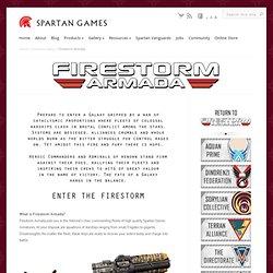Spartan Games - Firestorm - Firestorm Armada