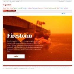 Firestorm: The story of the bushfire at Dunalley