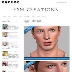 First beard. ~ R2M Creations