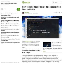 Learn to code News, Videos, Reviews and Gossip - Lifehacker