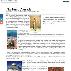 The First Crusade: A simple Introduction