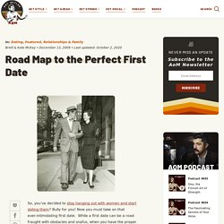 First Date Tips for Men: How to Plan the Perfect First Date