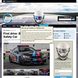First drive: BMW M4 MotoGP Safety Car
