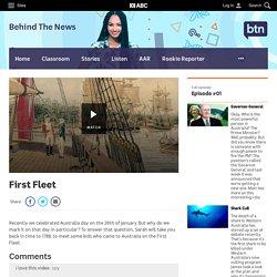 First Fleet - Classroom - BTN