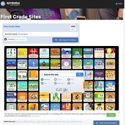 First Grade Sites