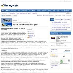 Acsa's Aero City in first gear - Industrials