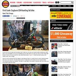 First Look: Cogburn CB4 hunting fat bike - Mtbr.com