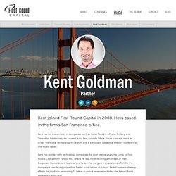 Kent Goldman