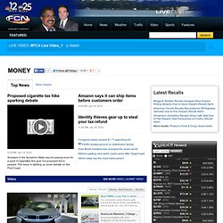 Money - Business and Financial News