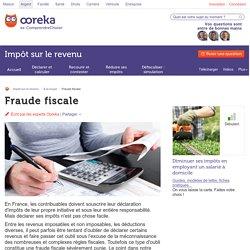 Fraude fiscale : définition et sanctions - Ooreka