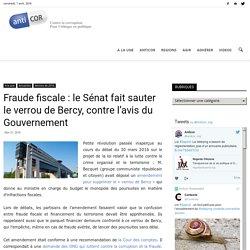 Fraude fiscale : le Sénat fait sauter le verrou de Bercy, contre l'avis du Gouvernement