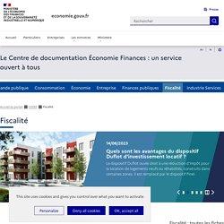 economie.gouv.fr