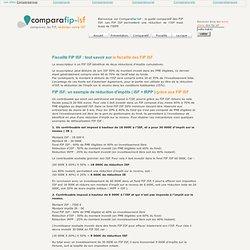 FISCALITÉ FIP ISF - Connaitre la fiscalité des FIP ISF avec Comp