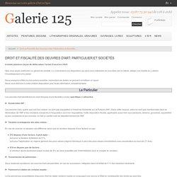 Droit et Fiscalité des Oeuvres d'Art: Particuliers et Sociétés : Galerie 125