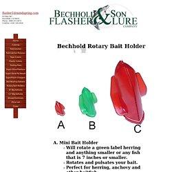 Fish Catcher Bait Holders