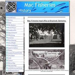 Mac Fisheries shops - MacFisheries - Mac Markets - Unilever - wet Fish - History