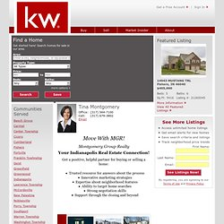 Fishers IN Homes and Real Estate - Keller Williams Realty - The Montgomery Team