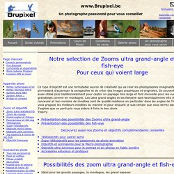 Fisheye et ultra-grand-angle BruPIXEL.be