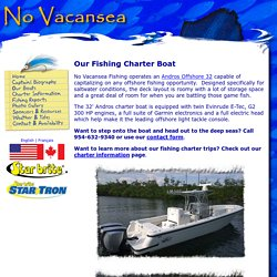 Our Deep Sea Fishing Boats in Fort Lauderdale