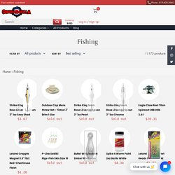 Shop Online Hunting And Fishing Products