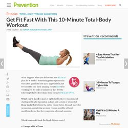 Fit In 10: Stronger, Firmer-Faster!