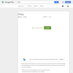 Fitbay – Android-appar på Google Play