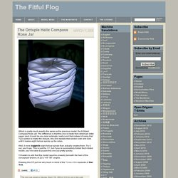 The Fitful Flog » Blog Archive » The Octuple Helix Compass Rose Jar