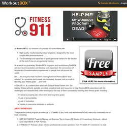 Fitness-911