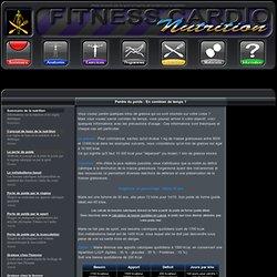 Fitness : alimentation et nutrition, Perdre du poids : En combien de temps ?