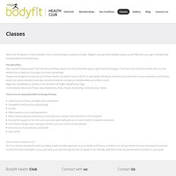 Free Fitness Classes Blacktown