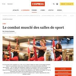 Fitness : le combat musclé des salles de sport