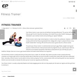 Fitness Trainer Downtown, West End & Yaletown