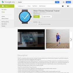Wear Fitness Personal Trainer