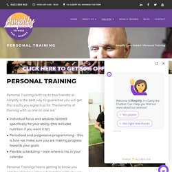 Fitness & Personal Training Gym Near You