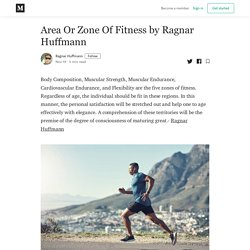 Area Or Zone Of Fitness by Ragnar Huffmann - Ragnar Huffmann - Medium