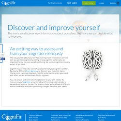 What Is CogniFit? - Mind Training Program