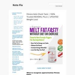 UPDATED Weight Loss! - Keto Flu