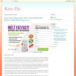 Keto Flu: Fitness Keto Shark Tank