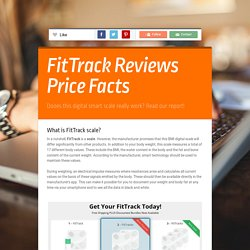 FitTrack Reviews