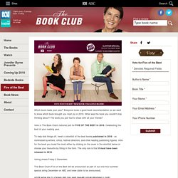 Five of the Best - The Book Club - ABC TV