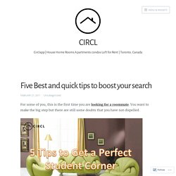 Five Best and quick tips to boost your search – CIRCL
