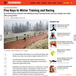 Five Keys to Winter Training and Racing
