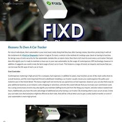 Fixd Car Diagnostic
